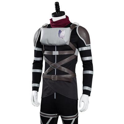 Attack on Titan Shingeki no Kyojin Scouting Legion Uniform Cosplay Halloween Karneval Kostüm