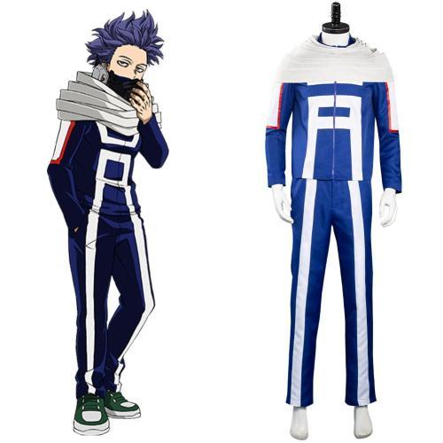 Boku no Hero Academia Hitoshi Shinso My Hero Academia itoshi Shinso Kostüm Cosplay Uniform