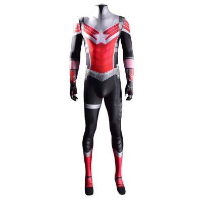 The Falcon and the Winter Soldier Sam Wilson Jumpsuit Cosplay Halloween Karneval Kostüm