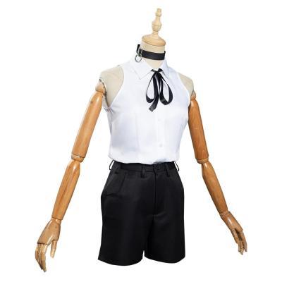 Chainsaw Man Reze Kostüm Cosplay Uniform