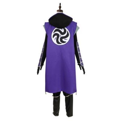 Scissor Seven Killer 7 Cosplay Kostüm Halloween Karneval Kostüm für Kinder