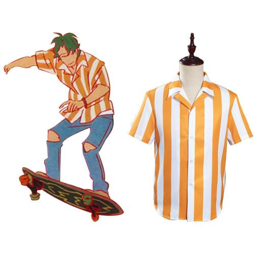 SK8 The Infinity Nanjo Kojirou T-Shirt Cosplay Kostüm auch für Alltag