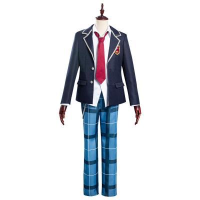 SK8 The Infinity Kojiro Nanjo/Joe Cosplay Kostüm Schuluniform Halloween Karneval Kostüm