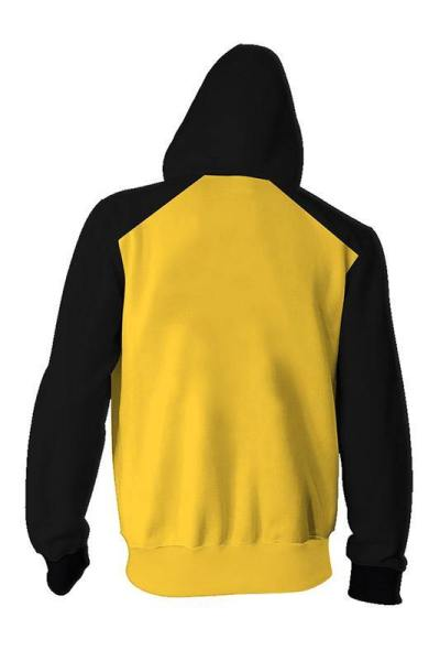 ONE Piece Death Surgeon Trafalgar Jacke mit Reißverschluss Hoodie Pullover mit Kaputze Erwachsene