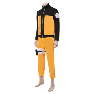 Naruto Uzumaki Cosplay Kostüm Halloween Karneval Outfits