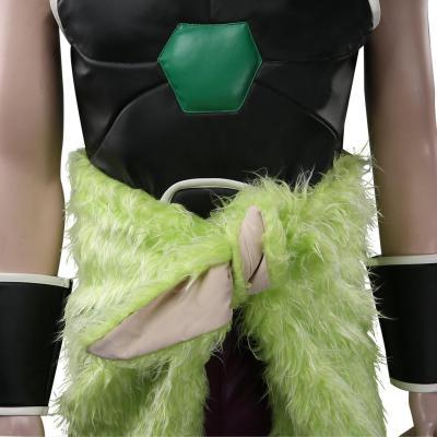 Dragon Ball Super Broly Cosplay Kostüm Halloween Karneval Outfits