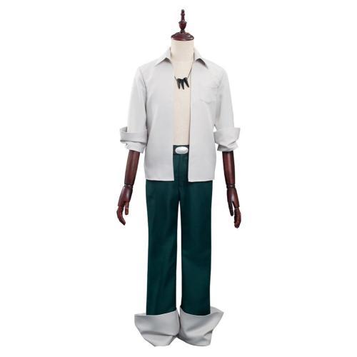 Shaman King Yoh Asakura Cosplay Kostüm Outfits auch für Alltag