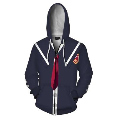SK8 The Infinity Jacke Kojiro Nanjo/Joe Cosplay 3D Druck Jacke Sweatshirt Erwachsene Jacke für Alltag