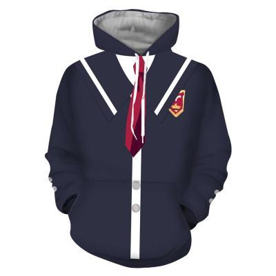 SK8 The Infinity Hoodie Kojiro Nanjo/Joe Cosplay 3D Druck Sweatshirt Erwachsene Pullover mit Kaputze alltäglich Pulli