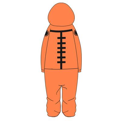 Naruto Uzumaki Naruto Pajamas Feuerschatten Druck Naruto Akatsuki Sommer langarm Schlafanzug für Alltag