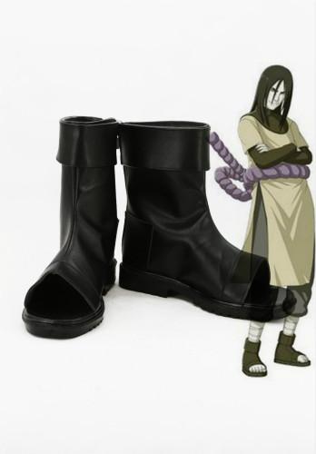 Naruto Orochimaru Stiefel Cosplay Schuhe