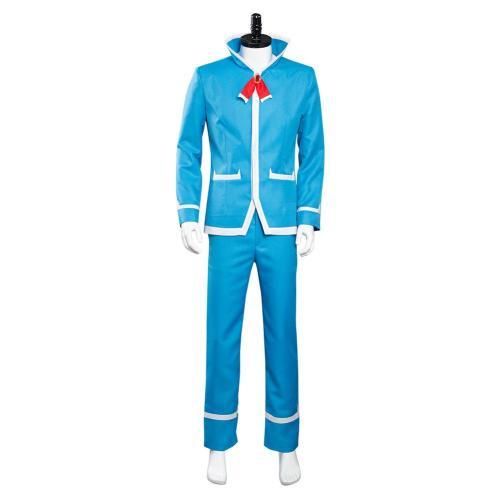 Willkommen in der Dämonenschule! Iruma-Kun Iruma Suzuki Cosplay Kostüm Schuluniform