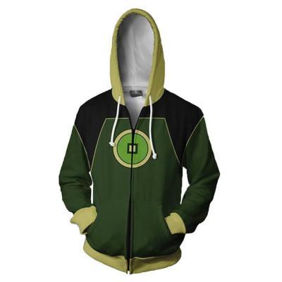 Avatar Der Herr der Elemente The Last Airbender Hoodie Hooded Sweatshirt für Frühling Erwachsene Jacke Unisex