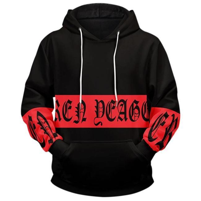 Attack on Titan Cosplay Hoodie Erwachsene Hooded Sweatshirt Pullover mit Kaputze