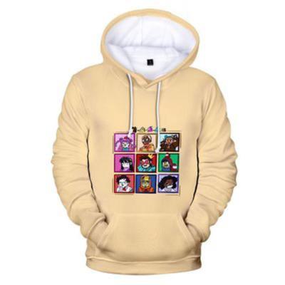 Among us Hoodie Erwachsene Hooded Sweatshirt Pullover mit Kaputze für Alltag