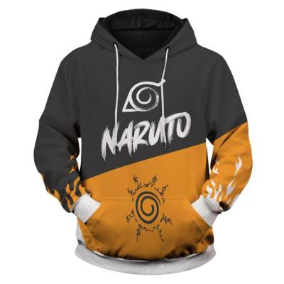 Anime Naruto Cosplay Hoodie Erwachsene Hooded Sweatshirts Pullover mit Kaputze