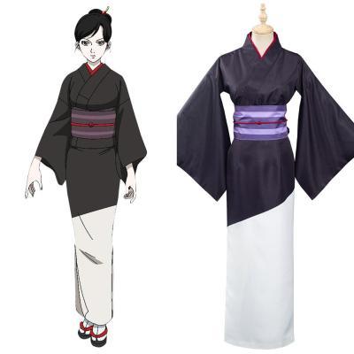 The Princess of Snow and Blood Yukimura Sawa Kostüm Cosplay Halloween Karneval Outfits