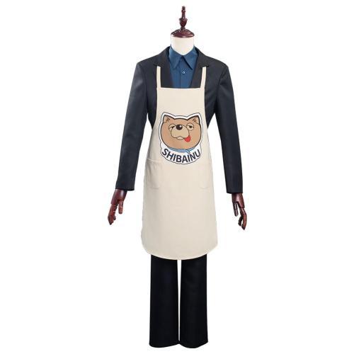 The Way of the Househusband Tatsu Yakuza goes Hausmann Tatsu Kostüm