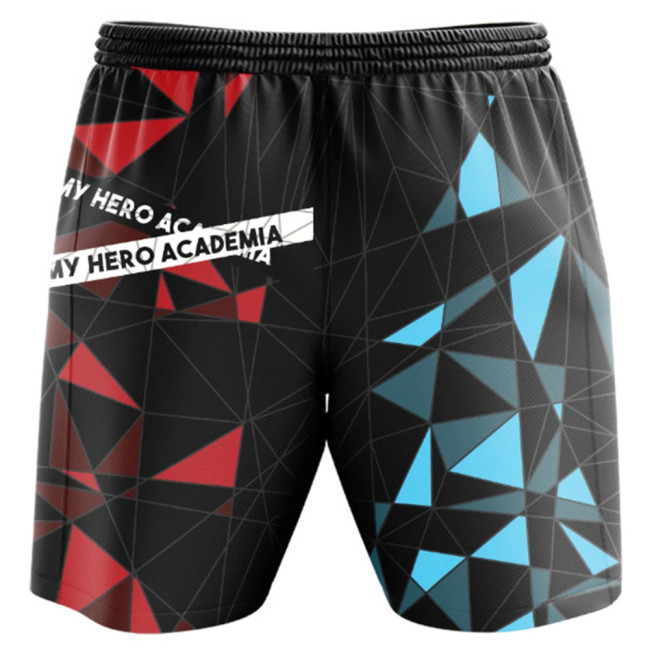 Boku No Hero Academia My Hero Academia Shorts Sporthose Sommer Shorts für Alltag