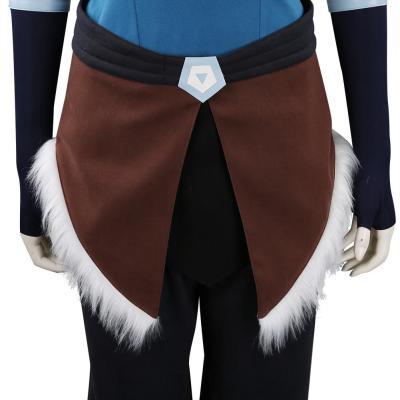 Die Legende von Korra Korra Kostüm Cosplay Halloween Karneval Outfits