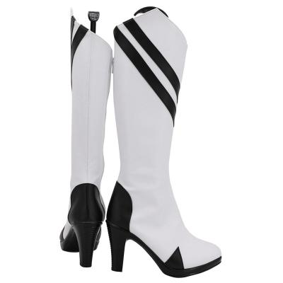 NEON GENESIS EVANGELION Ayanami Rei Cosplay Schuhe Stiefel Halloween Schuhe