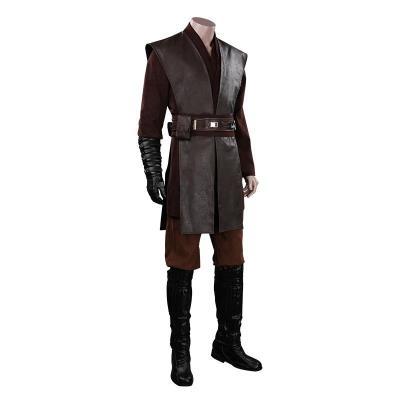 Star Wars Anakin Skywalker Cosplay Kostüme Outfits Halloween Karneval Outfits