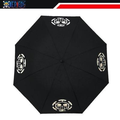 One Piece Regenschirm mit Aqua Effekt Winddicht Wasserdicht UV-Schutz Tragbar Taschenschirm