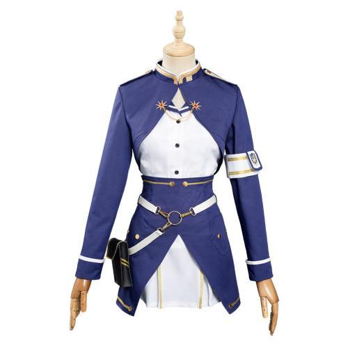 86 -Eighty Six- Vladilena·Milize Cosplay Kostüme Outfits Halloween Karneval Suit