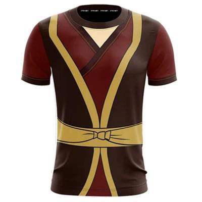 Die Legende von Aang Avatar The Last Airbender 3D T-shirt Sommer Erwachsene T-Shirts Oberteil