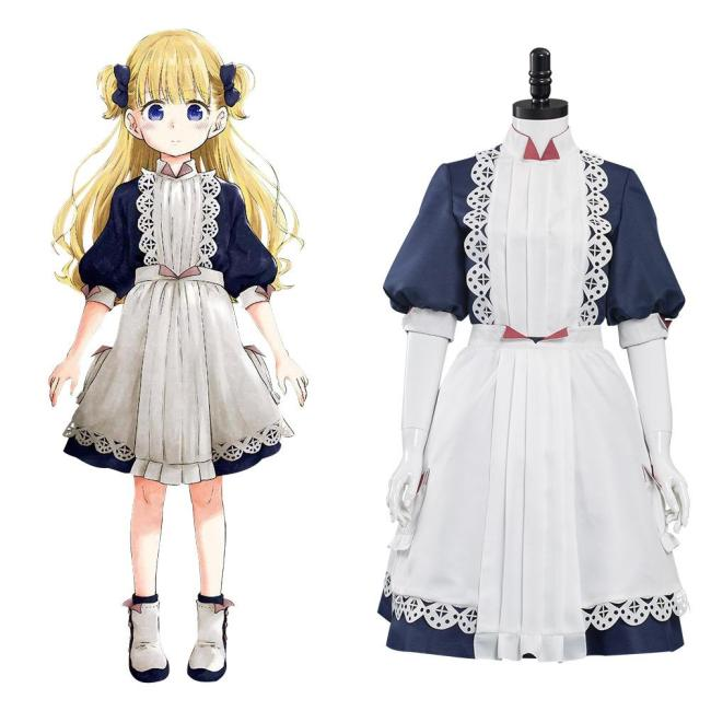 Shadows House Emilico Cosplay Kostüme Outfits Halloween Karneval Suit