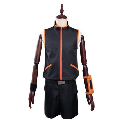 Shaman King 2021 Yoh Asakura Kampfkleidung Kostüm Cosplay Halloween Karneval Outfits