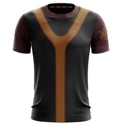 Avatar The Last Airbender Die Legende von Aang T-shirt Erwachsene Unisex T-Shirts Oberteil