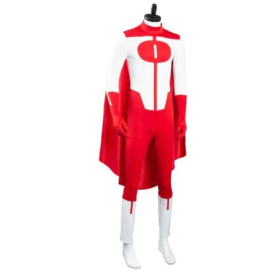 Invincible Omni-Man Cosplay Kostüme Halloween Karneval Outfits
