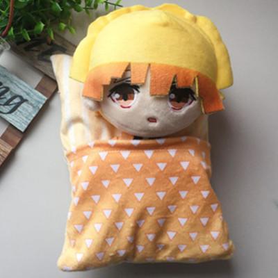 Demon Slayer Kimetsu no Yaiba Kissen Kuschelkissen Puppe Plüsche Puppe