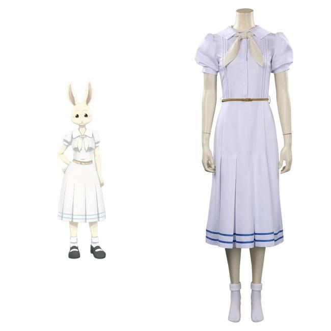 Beastars 2 Haru Cosplay Kostüm Outfits Halloween Karneval Outfits