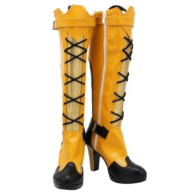 OW Overwatch Ashe Stiefel Cosplay Schuhe