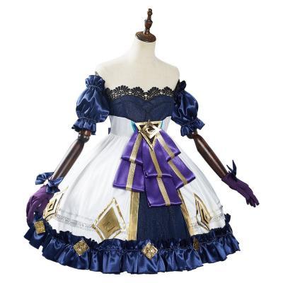 League of Legends LOL Gwen Cosplay Kostüme Outfits Halloween Karneval Seamstress