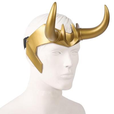 Loki Loki Cosplay Haarschmuck Halloween Karneval Maske Für Erwachsene