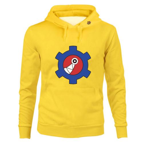 SK8 the Infinity Reki Hoodie Pullover mit Kapuze Unisex Pulli für Erwachsene EU-Größe