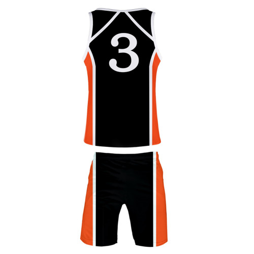 Asahi Azumane Haikyuu!! Volleyball!! Karasuno High Nummer 3 Asahi Azumane Sommer T-Shirt Shorts 2tlg