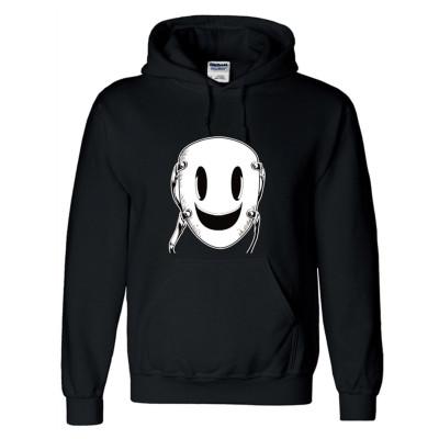 High Rise Invasion Snipe Mask Hoodie Pullover mit Kaputze Unisex Pulli für Erwachsene