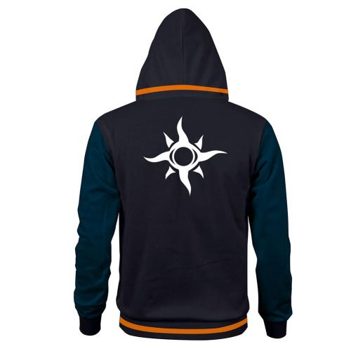 SK8 the Infinity Joe Kojiro Nanjo Jacke mit Kaputze für Alltag Unisex Erwachsene Jacke