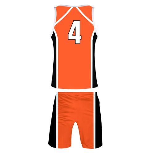 Haikyuu!! Volleyball!! Karasuno High Nummer 4 Yu Nishinoya Sommer T-Shirt Shorts 2tlg