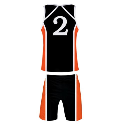 Sugawara Koushi Haikyuu!! Volleyball!! Karasuno High Nummer 2 Sugawara Koushi Sommer T-Shirt Shorts 2tlg