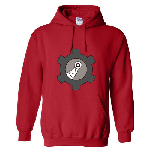 Rot Reki SK8 the Infinity Reki Hoodie Pullover mit Kapuze Unisex Pulli für Erwachsene EU-Größe