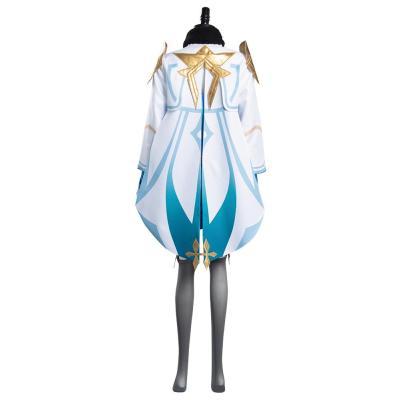 Genshin Impact Sucrose Cosplay Kostüm Outfits Halloween Karneval Suit