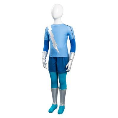 Kinder WandaVision Tom Cosplay Kostüm Outfits Halloween Karneval Suit