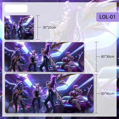 LOL League of Legends Mauspad übergroß 4 groß