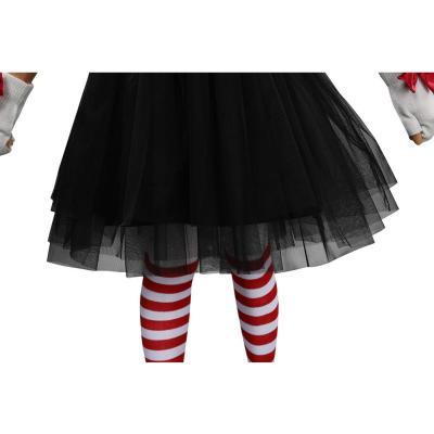 Kinder Kleid Der Kater mit Hut Dr. Seuss Kostüm Cosplay Halloween Karneval Kostüm