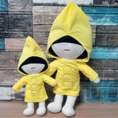 Puppe Little Nightmares II Six Puppe Kuschelpuppe Zuhause Dekoration